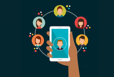 Stay connected with your customers via social media