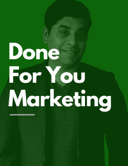 Done for you Marketing services